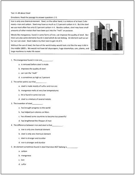 reading comprehension test year 9 all worksheets 187 comprehension worksheets year 9 english