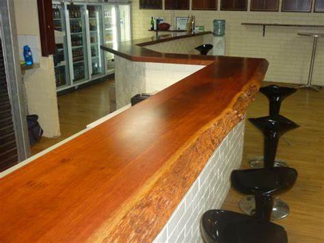 Timber Bar Tops by Timber Bar Tops Timberbenchtopsperth