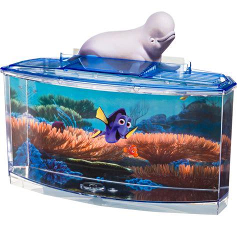 ornement set finding dory disney princesses aquarium ornament set entirelypets
