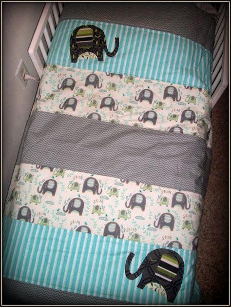 elephant toddler bedding 2 piece elephant bedding set modern toddler reversible