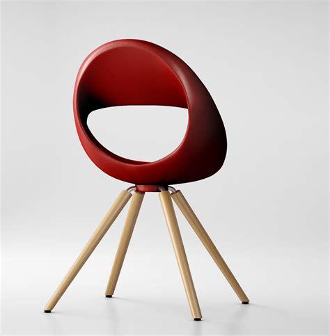 tonon lucky chair 3d model max obj cgtrader