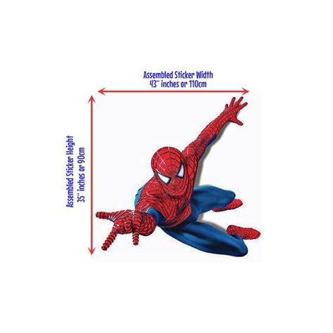 spiderman bedroom stickers 17 best ideas about spiderman wall decals on pinterest