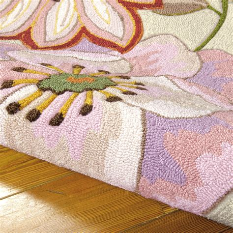 Exotic Bouquet Floral Area Rugs Flower Rugs