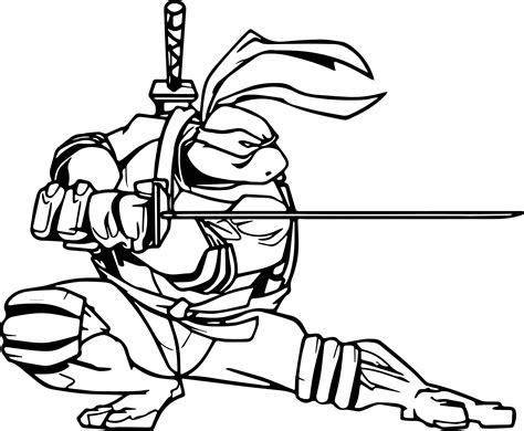ninja turtle head coloring page ready turtle for war ninja coloring page wecoloringpage