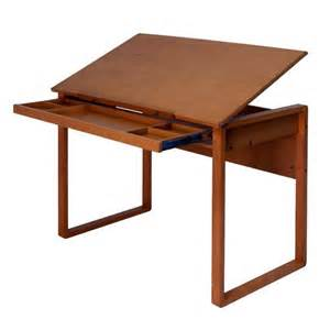Wood topped drafting table drafting amp drawing tables at hayneedle