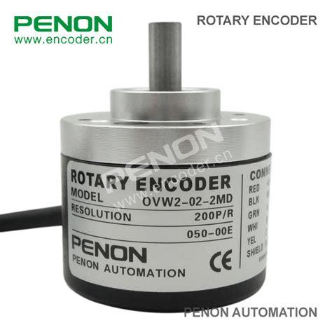 Rotary Encoder Hes 25 2mhc codificatore incrementale ovw2 02 2md 200pr di serie calda