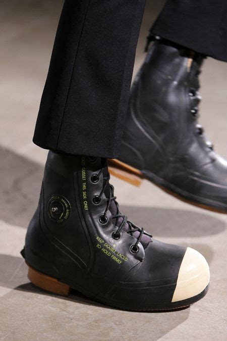 raf simons fall 2014 menswear collection style 2 fashion shoes raf simons shoe boots