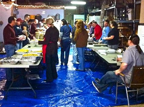 friends food pantry prepares to deliver 700 thanksgiving
