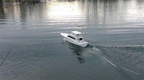 donzi rc boats dumas donzi z 65 rc boat youtube