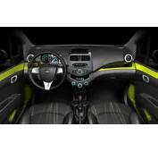 2012 Chevrolet Spark Interior