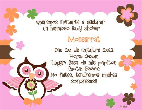 hacer tarjetas de baby shower de buho photo invitaciones para baby shower en image