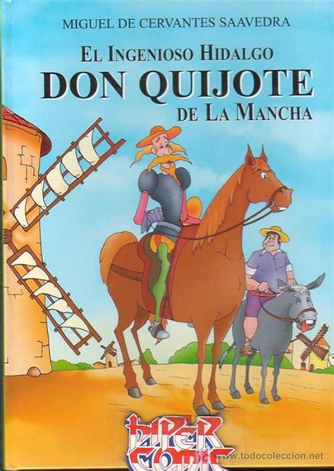 el ingenioso hidalgo don el ingenioso hidalgo don quijote de la mancha comprar tebeos y comics antiguos en