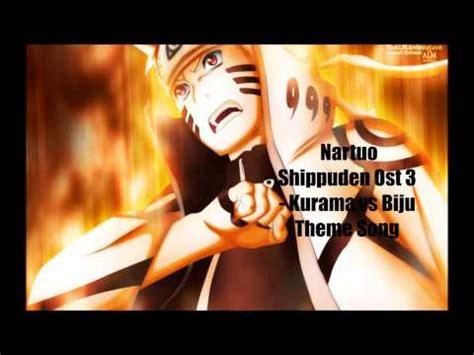 naruto themes download mp3 naruto shippuden naruto kurama kyuubi bijuu mode theme