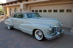 1947 Cadillac Convertible 1947 Cadillac Series 62 Convertible Deatley Motors Inc