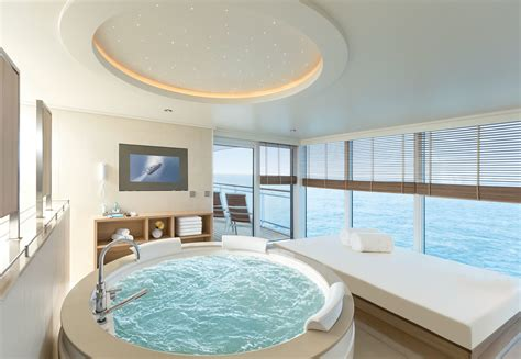 Walk In Bathtubs Owner Suite Our Most Exclusive Suite On Ms Europa 2