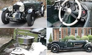 Bentley With Spitfire Engine Rolls Royce Meteor