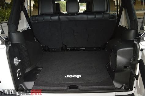 Jeep Wrangler Cargo Space Cargo Space In Jeep Unlimited Html Autos Post