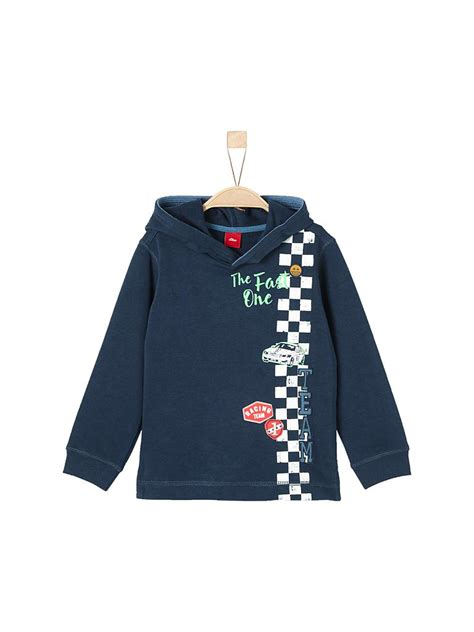 Sweater S Oliver s oliver sweater blau 140
