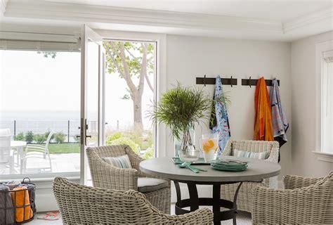 bassett esszimmer zinc dining table cottage dining room