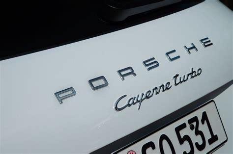 porsche turbo logo 2015 porsche cayenne s e hybrid review