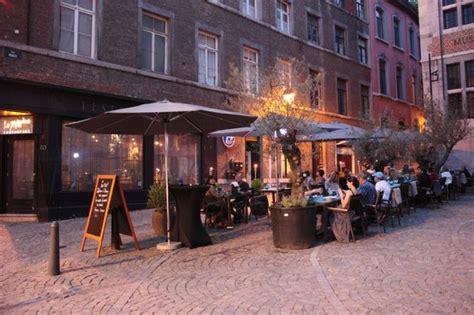 restaurants in liege voir tous les restaurants pr 232 s de coteaux de la citadelle