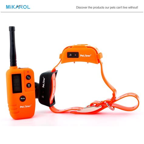 electric collar for dogs beeper for pet safe remote collar for dogs electric 500m