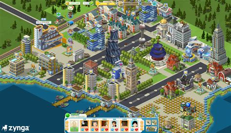 facebook cityville zynga city the chinese cityville launches on tencent
