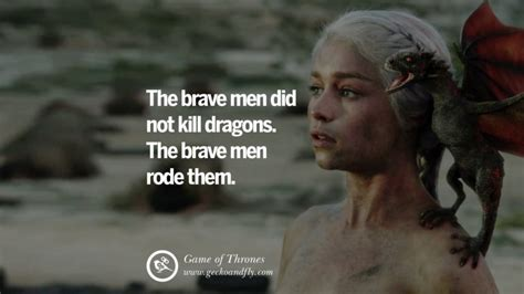 memorable game  thrones quotes  george martin