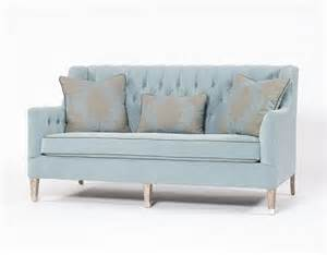 What Is A Settee Sofa Tufted Blue Sofa Smalltowndjs