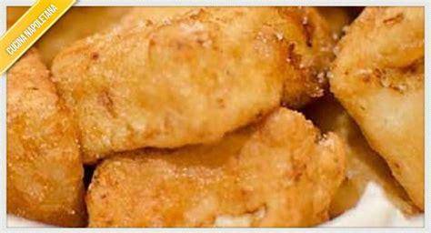 cucinare la ricotta ricetta della ricotta fritta cucinare alla napoletana