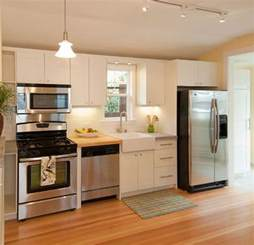 Small Kitchen Layout 25 Best Small Kitchen Designs Ideas On Small Kitchens Small Kitchen Lighting And