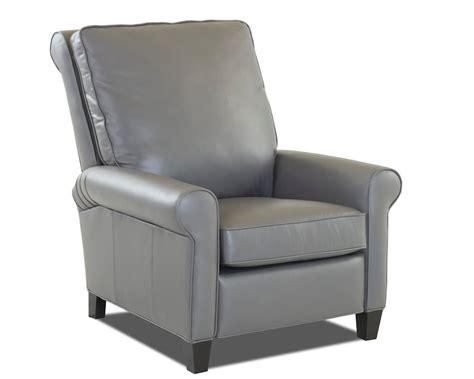 big man leather recliner comfort design shaq big man recliner cl830