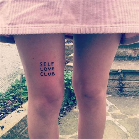 tattoo quotes about self love 1000 ideas about self love tattoo on pinterest mental