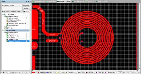 Design Your Ring eda import gerber files into altium electrical