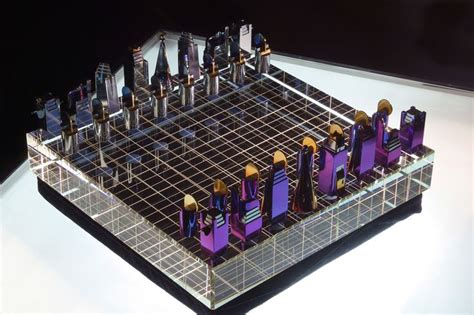tartajubow on chess ii unusual chess sets quot the unique chess set made of a natural material rare