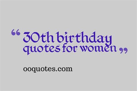 Quote 30th Birthday Funny 30th Birthday Quotes For Women Quotesgram