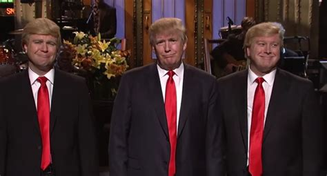 where does donald trump live donald trump shows what a nice guy he is in snl