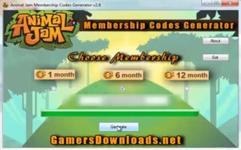 Animal Jam Membership Generator 2016 Online Hack No | animal jam membership generator 2016 online hack no