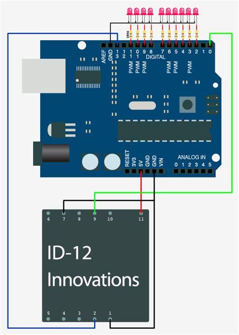 Kit Modul Jws Arduino Nano Kabel Mini Usb trouble with photon and rfid reader circuit