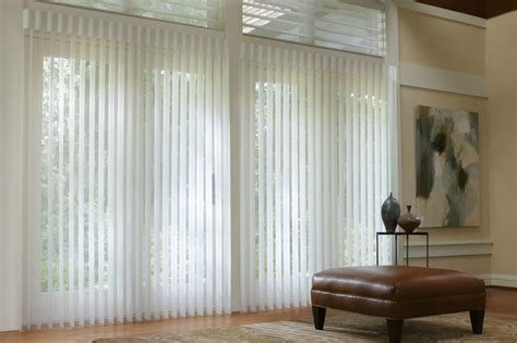 blinds with sheer curtains hunter douglas alustra luminette bazaar home decorating