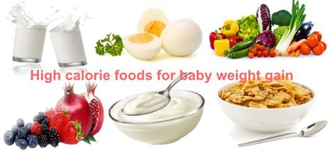 high calorie food weight gain high calorie foods for baby weight gain baby essentials center