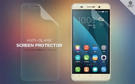 Terbaru Tempered Glass Nillkin Huawei Honor 4x Amazing H nillkin matte scratch resistant protective for huawei honor 4x honor play 4x