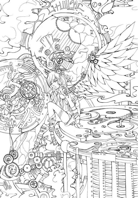 coloring pages for adults angels printable adult coloring page of angels coloring home