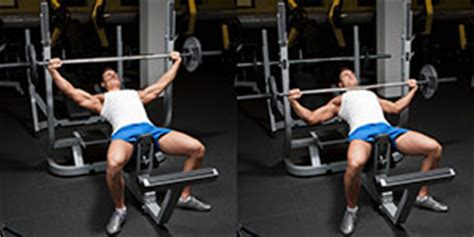 wide grip bench press weight training exercises 4 you