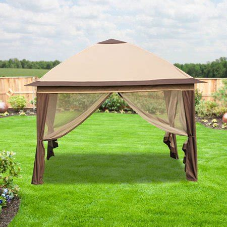big w gazebo garden winds replacement canop top for big lots portable