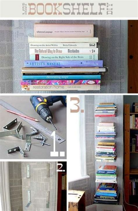diy easy bookshelf fabdiy
