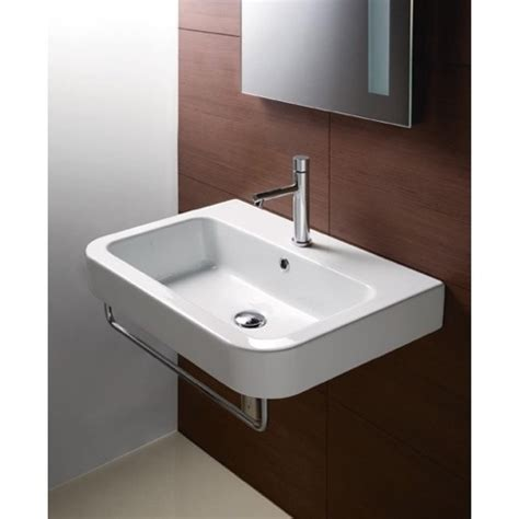 wall mount sink with towel compact wall mount sink native home garden design