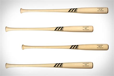 Marucci Handcrafted Professional Cut - gallery marucci bats logo