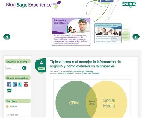 blog empresarial 10 ejemplos de blogs corporativos espa 241 oles el blog de