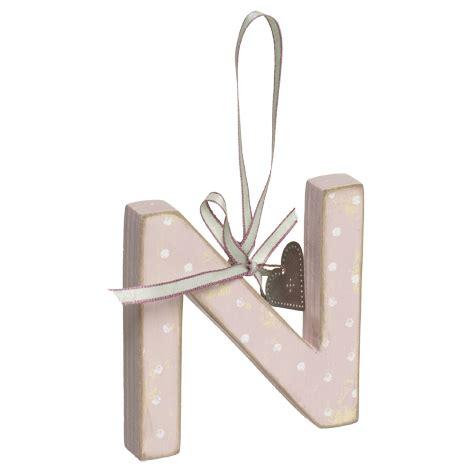 love home alphabet letter n